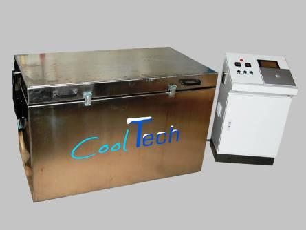Tiefkühlkammer zur Behandlung von Werzeug und Bauteilen - CoolTech